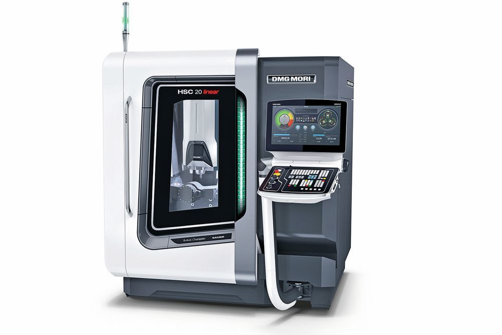 DMG Mori: Efficient Production of High-Quality Parts for
