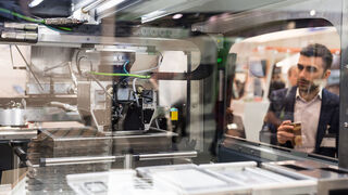 Formnext is a leading trade fair for Additive Manufacturing and the next generation of intelligent manufacturing solutions.