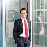 Santosh Wadwa, Head of Product Channel Sales Central Europe at Fujitsu.