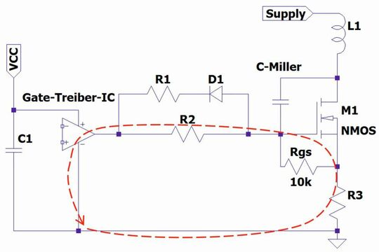 Mosfet Driver A Common Cause Of Failure