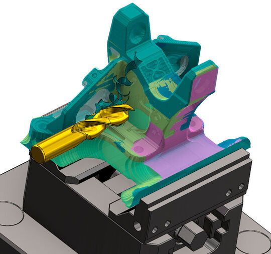 3+2 programming is a great way to beocme familiar with many of the concepts needed for full multiaxis machining.
