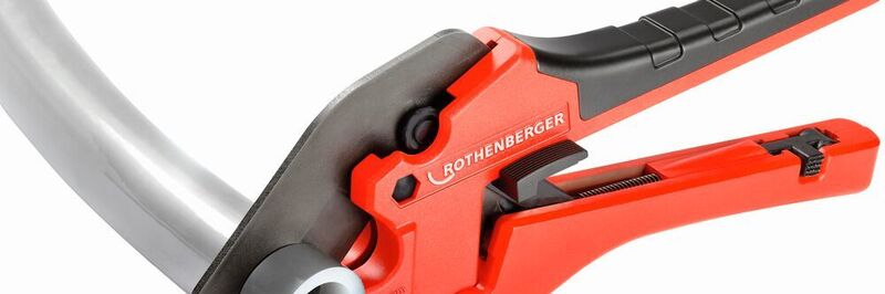In cooperation with the additive manufacturing department of Franken Guss, Rothenberger was able to have its prototypes of the newly developed plastic pipe cutter manufactured within a very short time in several development cycles.
