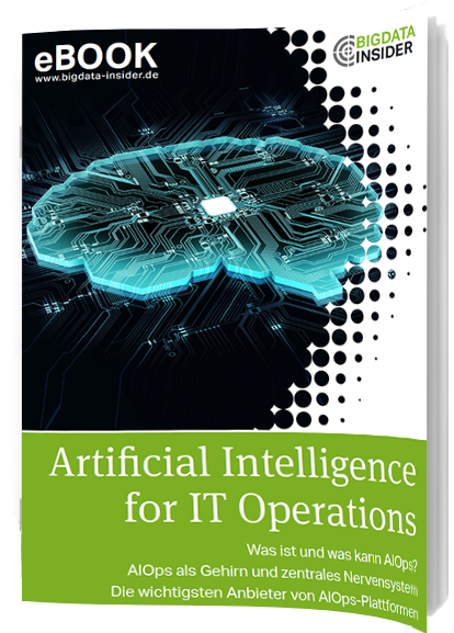 eBook Artificial Intelligence for IT Operations